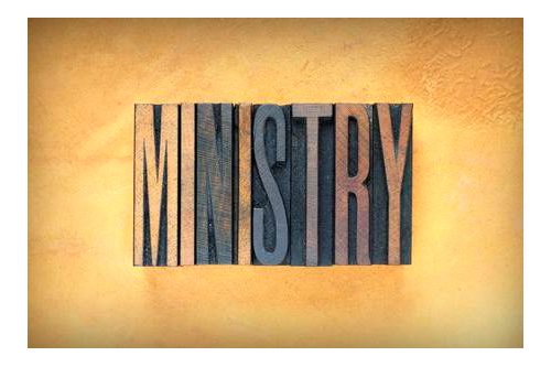 Ministries